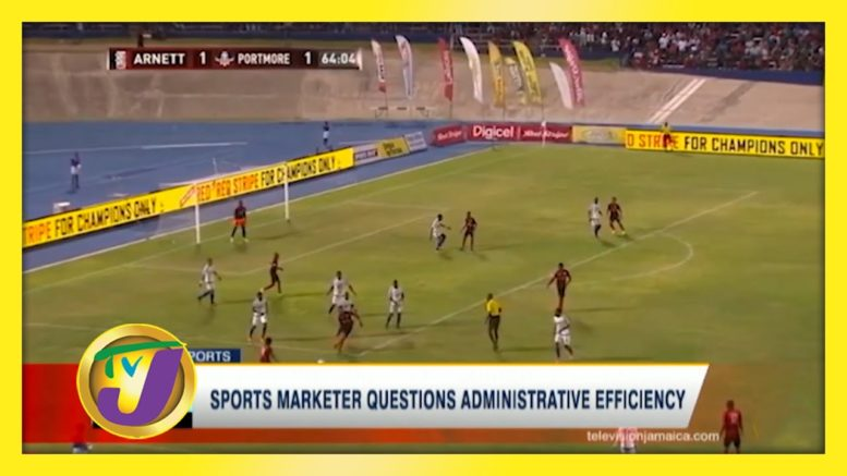 Sports Marketers Questions Administrative Efficiency - October 17 2020 1