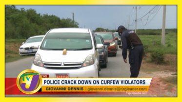 Police Crack down on Curfew Violators - October 18 2020 6