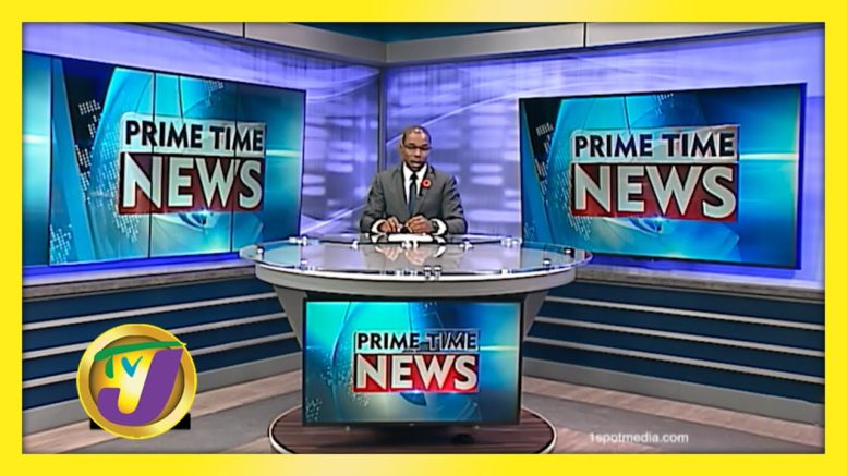 TVJ News: Headlines - October 18 2020 1