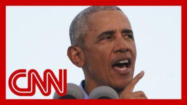 Barack Obama delivers scathing takedown of Donald Trump 6