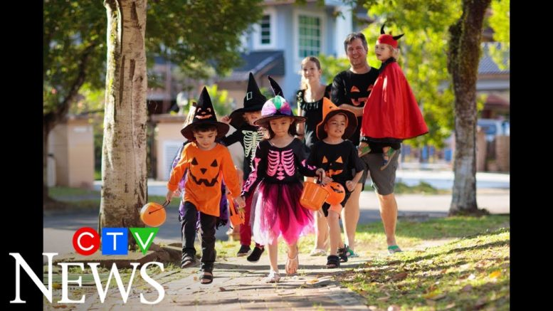 Mixed messages over whether it is safe to trick-or-treat 1