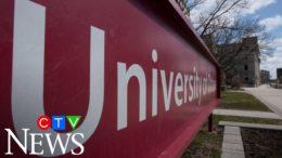 University of Ottawa defends professor using N-word in class 9