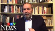 Tom Mulcair on why the Liberals would want an election 3