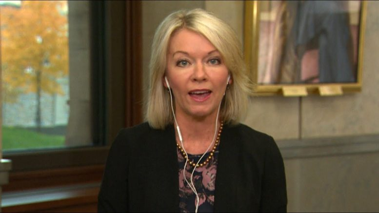 """Conservatives won't rest"": Candice Bergen after Liberals defeat committee motion 1"
