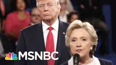 In Final Days Of Race Against Biden, Trump Attacks Hillary Clinton | The 11th Hour | MSNBC 6