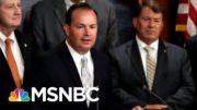 Sen. Mike Lee Tests Positive For Coronavirus | Craig Melvin | MSNBC 2