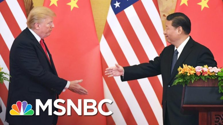 NYT Exposes Trump Chinese Bank Account, Millions In China-Connected Deals While President 1