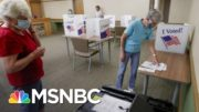 Supreme Court Allows 3-Day Extension To Count PA Mail Ballots | The Last Word | MSNBC 5