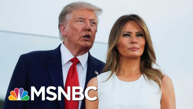 First Lady Cancels Campaign Stop Over Lingering Cough | Morning Joe | MSNBC 1