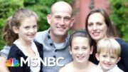 Teacher Makes Personal Plea After Losing Husband To Covid-19 | Morning Joe | MSNBC 5