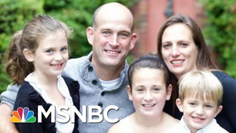 Teacher Makes Personal Plea After Losing Husband To Covid-19 | Morning Joe | MSNBC 1