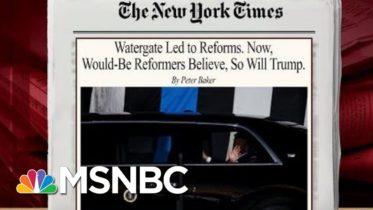 Will Trump's Presidency Lead To Reforms? | Morning Joe | MSNBC 6