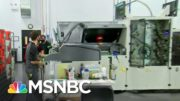 Arizona Warehouse Processes Thousands Of Mail-In Ballots Daily | Craig Melvin | MSNBC 2
