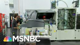 Arizona Warehouse Processes Thousands Of Mail-In Ballots Daily | Craig Melvin | MSNBC 6