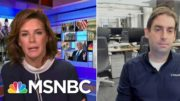 Josh Calls Effect Of Trump's Dialogue Around Mail-In Voting In FL 'Terrifying' | Stephanie Ruhle 3