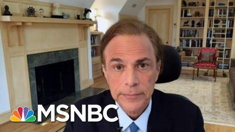 Michael Beschloss: Our Lives Depend 'On How Alert, Healthy A President Is' | MTP Daily | MSNBC 1