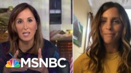 Billy Graham's Granddaughter On Pope's Same-Sex Civil Union Comments | Ayman Mohyeldin | MSNBC 1