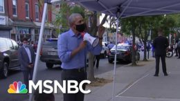 Campaigning Is Like 'Riding A Bike' For Obama, Errin Haines Claims | Deadline | MSNBC 9