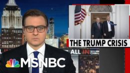 Trump Wants To Make The Election About 'Corruption.' Here's Why That Could Backfire | All In | MSNBC 4
