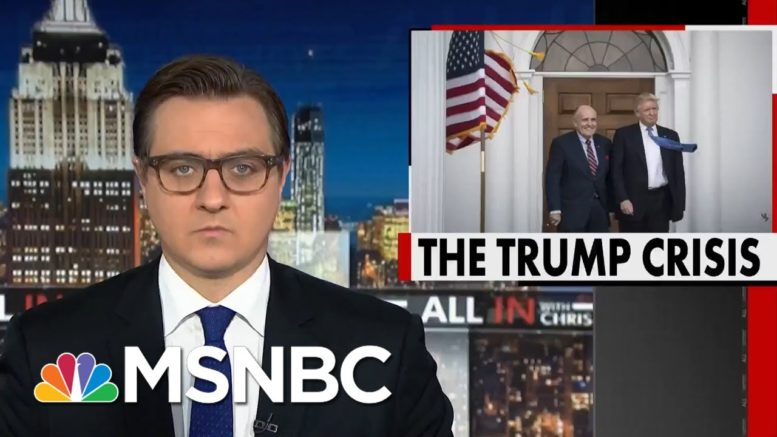 Trump Wants To Make The Election About 'Corruption.' Here's Why That Could Backfire | All In | MSNBC 1
