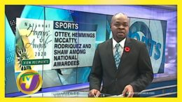 Ottey Among 6 Sporting Personalities Awarded - October 19 2020 9
