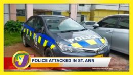 Police Attacked in St. Ann - October 19 2020 8
