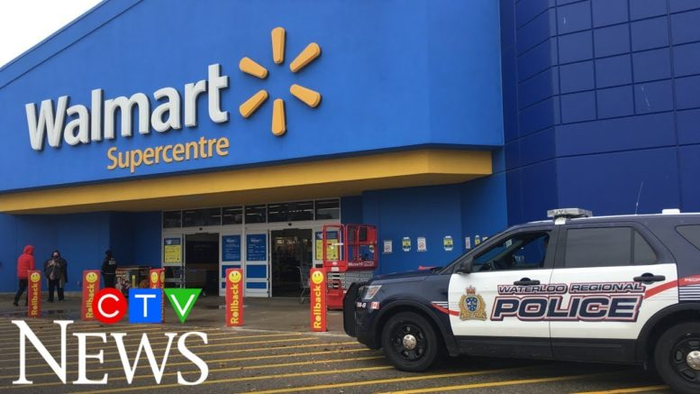 Arson suspected in toilet paper fires at three Ont. Walmart stores 1