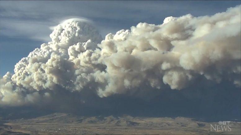 Colorado wildfire causes mandatory evacuation 1