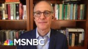 Dr. Zeke Emanuel: Trump's Travel To New Jersey Seemed 'Irresponsible And Totally Unethical' | MSNBC 4