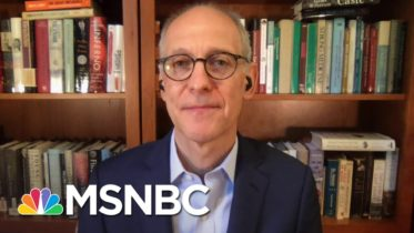 Dr. Zeke Emanuel: Trump's Travel To New Jersey Seemed 'Irresponsible And Totally Unethical' | MSNBC 6