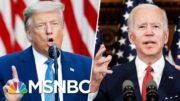 Steve Kornacki Breaks Down Possible Election Scenarios | Morning Joe | MSNBC 2