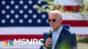 Biden Has At Least Five-Point Lead In Pa., Per Battleground Polls | Morning Joe | MSNBC 4