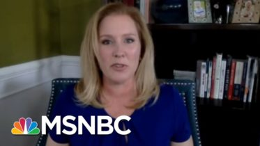 What Could Trump's Positive Test Mean For National Security?   Katy Tur   MSNBC 6