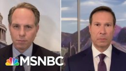 Bash And Figliuzzi On Iran & Russia Seeking To Influence 2020 Election | Andrea Mitchell | MSNBC 3