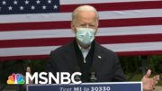 Joe Biden On Masks: 'Not About Being A Tough Guy,' They Protect Everyone | MSNBC 4