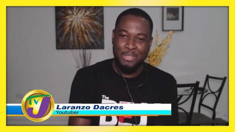 Laranzo Dacres - Black in Asia: October 21 2020 1