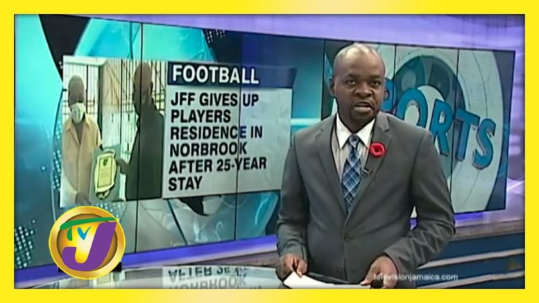 JFF Officially Moves from Shortwood Players Residence - October 20 2020 1
