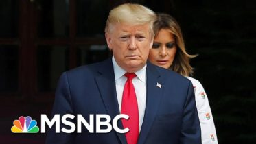 Trump Will Head To Walter Reed Medical Center As A Precautionary Measure | Deadline | MSNBC 6