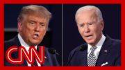 Replay: The final 2020 presidential debate on CNN 2