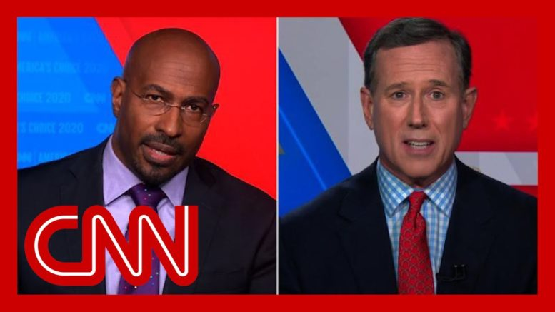A stench in the nostrils of God: Van Jones on Trump's border policy 1