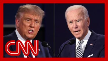Livestream: The final 2020 presidential debate on CNN 6