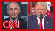 Dr. Fauci responds to President Trump's latest attack 5