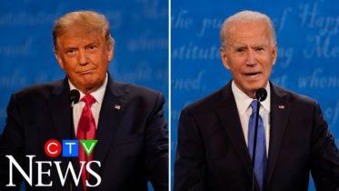 Trump vs Biden: Who won the final presidential debate? 6