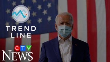 TREND LINE: Biden is widening his polling lead over Trump, but here's why that might not last 6