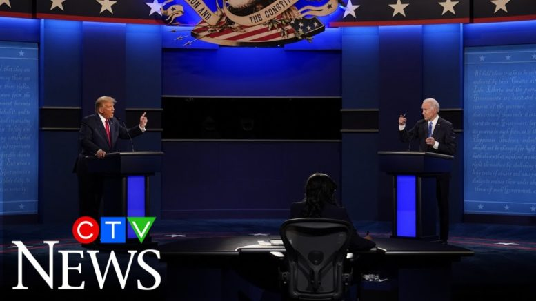 Here are some highlights of the final presidential debate 1