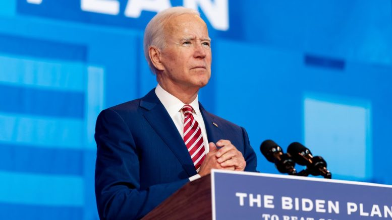 Biden: 'The longer Donald Trump is president, the more reckless he gets' | Full rally 1