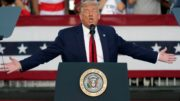 Trump: 'We're not going to have a socialist president, especially any female' 3