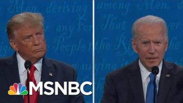 McCaskill: Trump Lied, Biden Talked To Voters In Final Debate   The 11th Hour   MSNBC 6