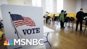 What It Means That 50 Million Voted Before Final Biden-Trump Debate | The 11th Hour | MSNBC 2