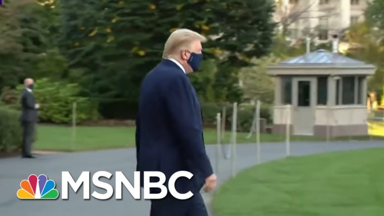 Reid: 'This Historic Moment Is Defined By What We Don't Know' | The ReidOut | MSNBC 1